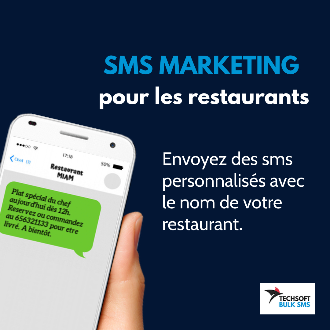 bulk sms marketing restaurant