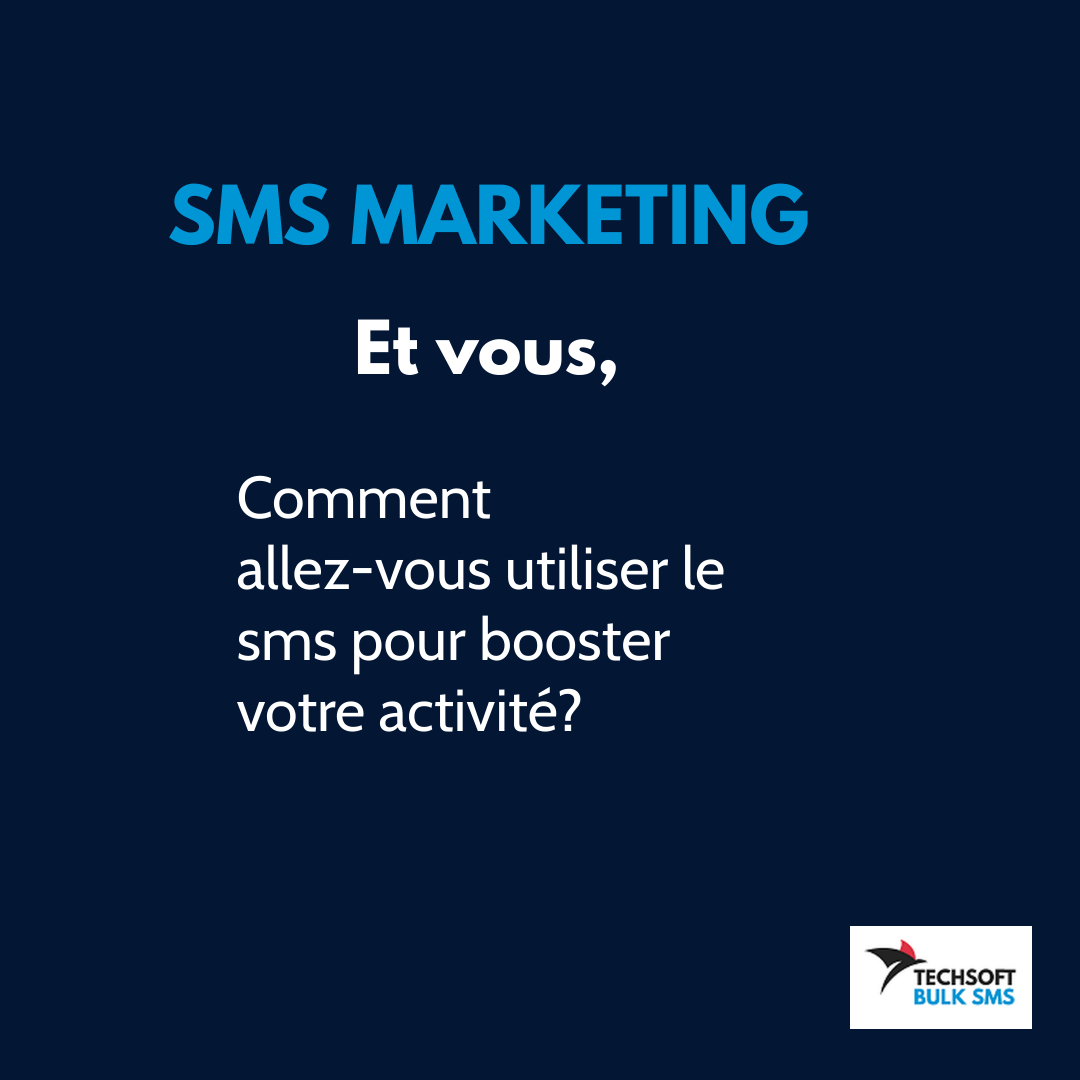 bulk sms marketing API